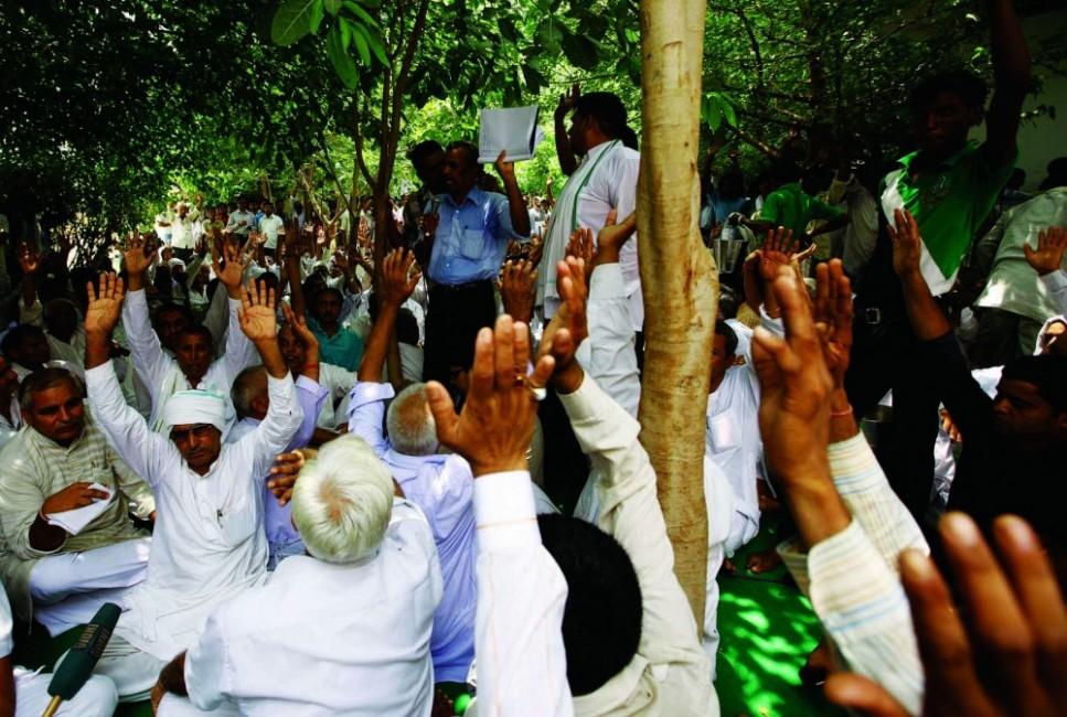 5_91E9279Maha panchayat held in gurgaon against the workers.jpg