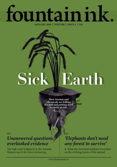 Sick earth