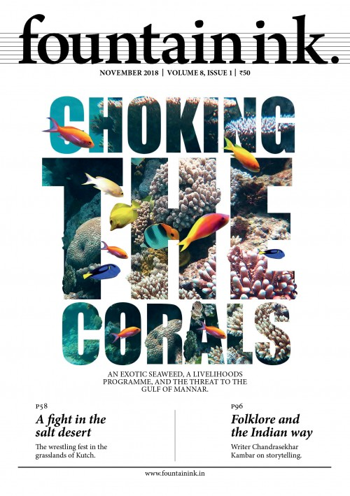 Choking the corals