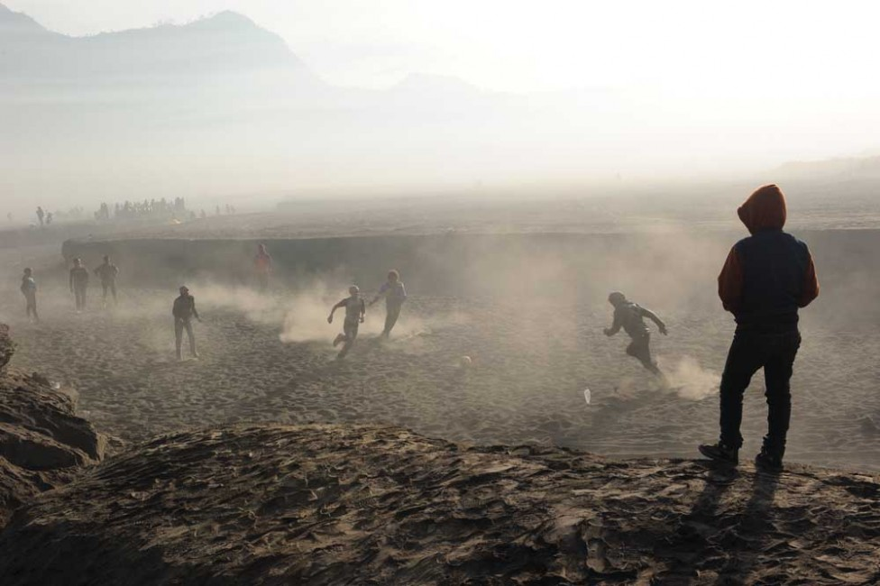 The children of Bromo 10