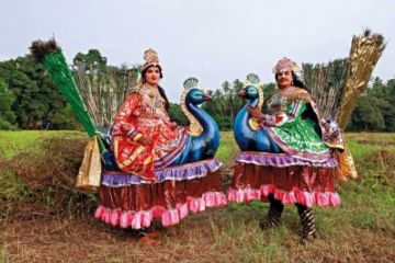 The living gods of Udupi