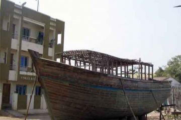 Boat builders in troubled waters